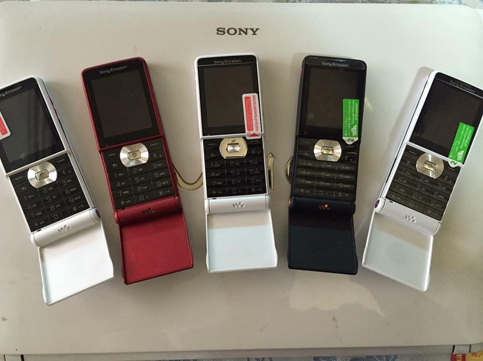 điện thoại sony ericsson w350i