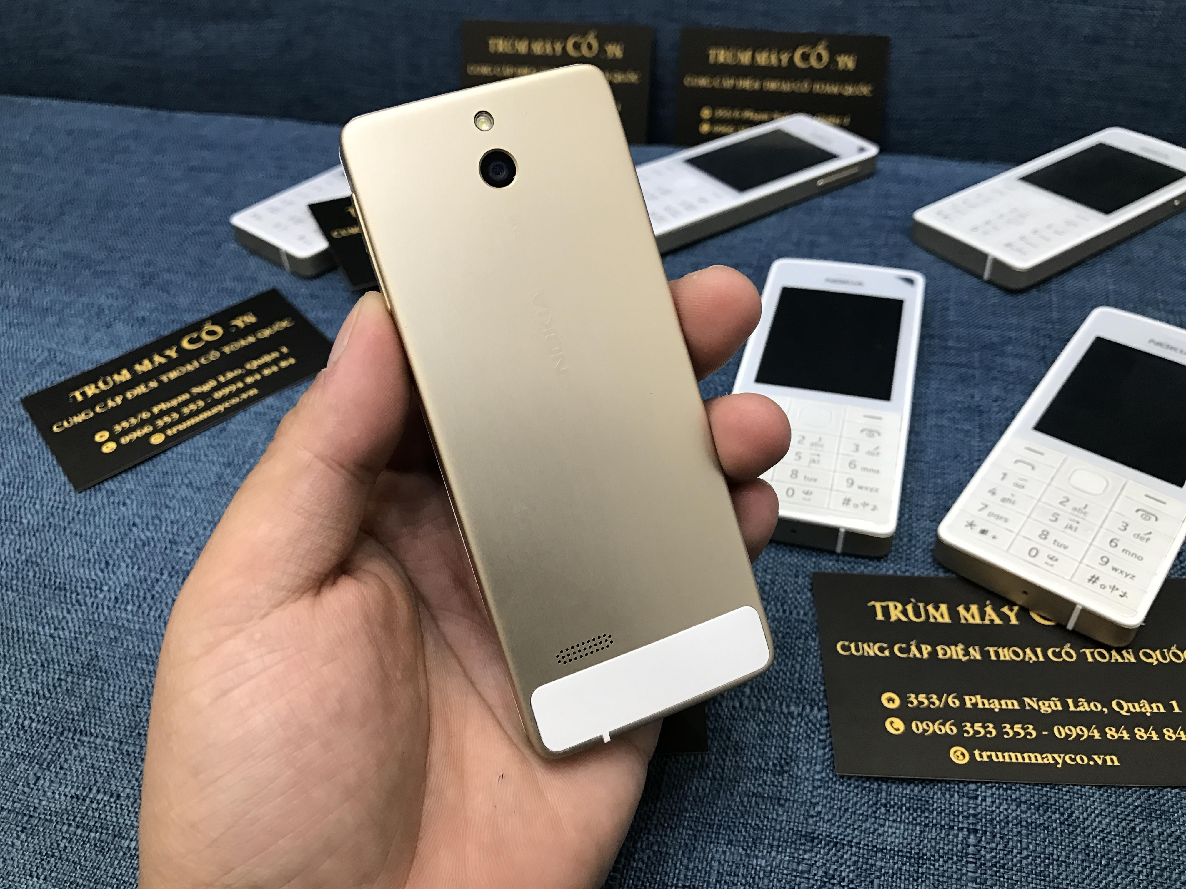 điện thoại nokia 515 gold 2 sim