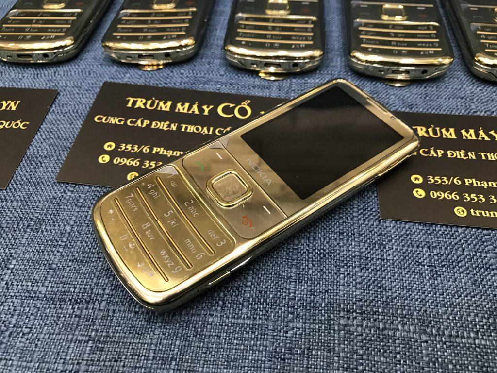 điện thoại nokia 6700 gold
