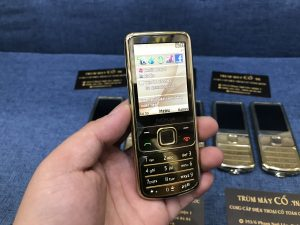 Nơi Bán Nokia 6700 Gold Chính Hãng FPT Tại Sài Gòn TPHCM
