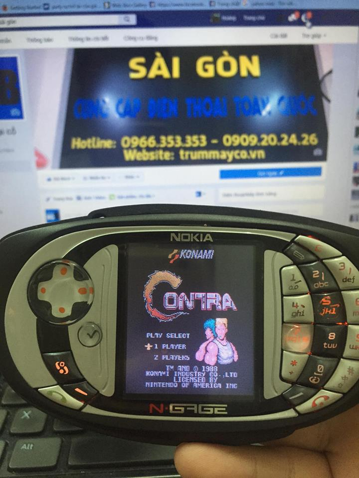 game-contra-ngage
