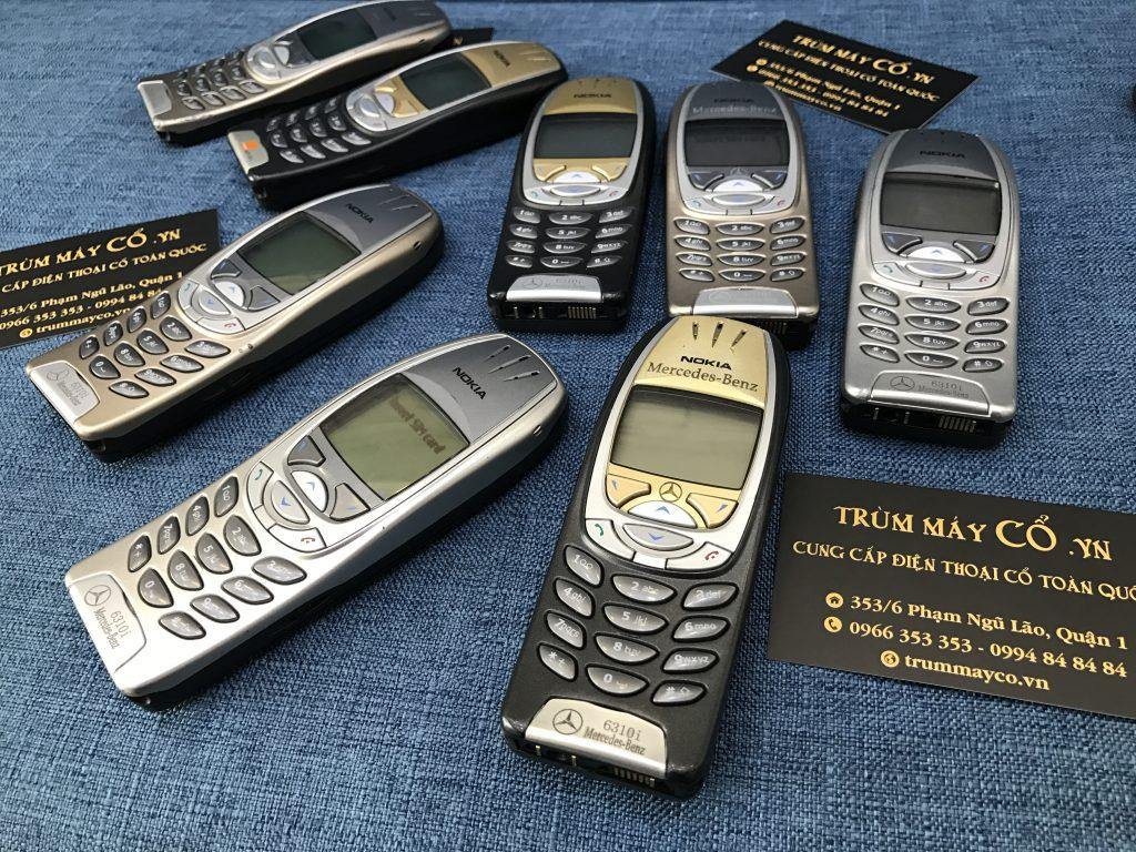 điện thoại nokia 6310i mercedes-benz