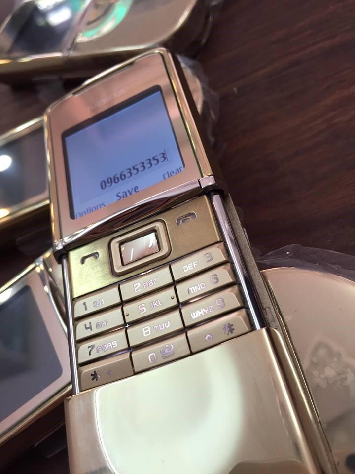 Điện Thoại Nokia 8800 sirocco