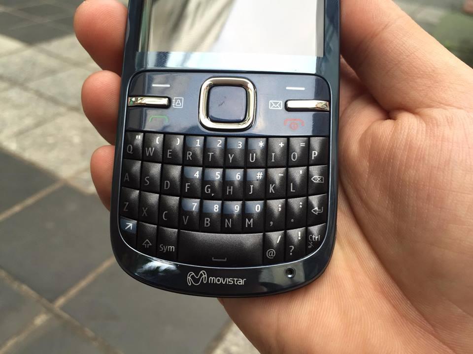 Điện Thoại Nokia c3-00