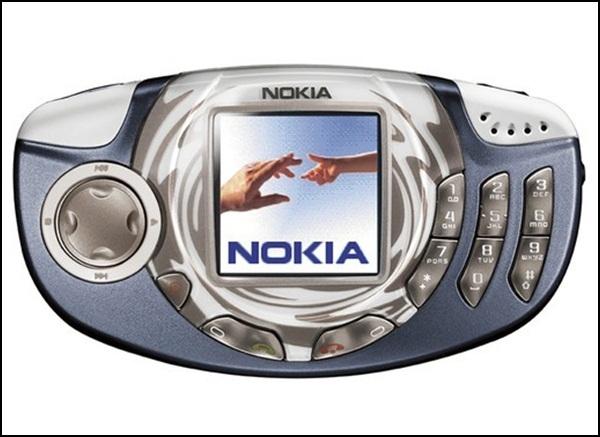 điện thoại Nokia 3300 4