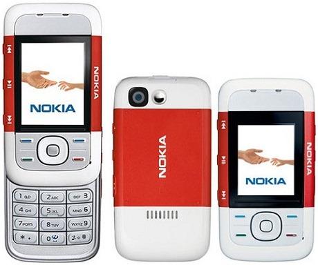 điện thoại Nokia 5300 2