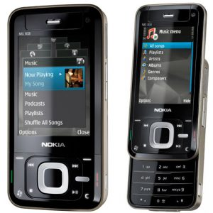 điện thoại Nokia N81 1