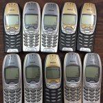 bán các loại điện thoại cổ