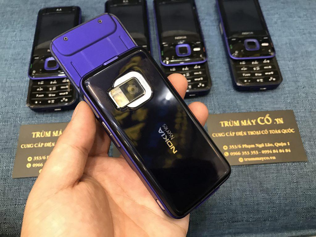 điện thoại nokia n81