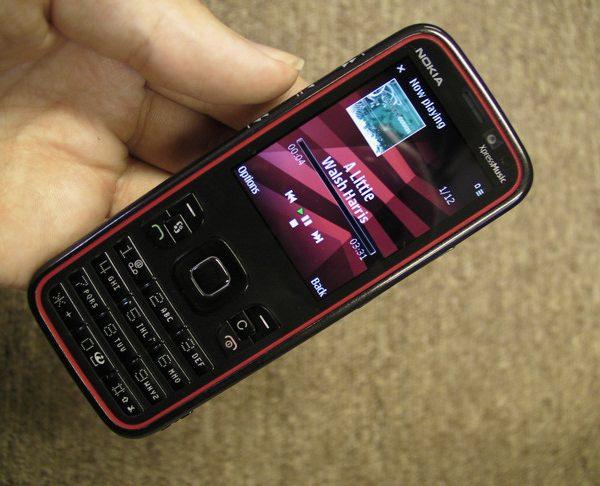 điện thoại nokia 5630 xpressmusic