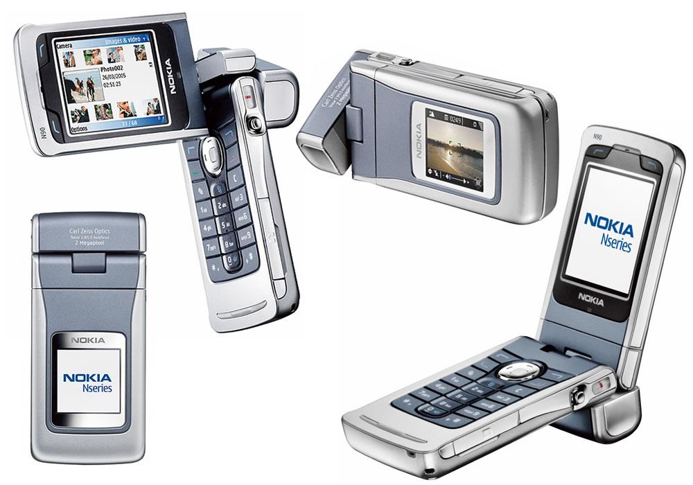 Điện Thoại Nokia N90