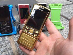 Bán Điện thoại Nokia 6300 Zin Chính Hãng Đời Cũ Tại TPHCM