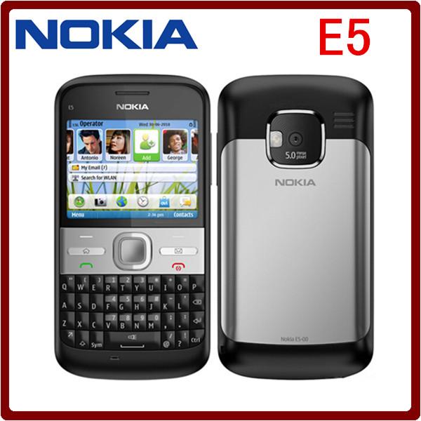 NOKIA E5 chính hãng giá rẻ, trả góp 0%