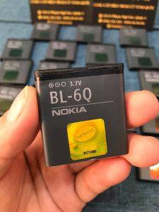 Bán pin Nokia 6Q zin dành cho nokia 6700 tại TPHCM