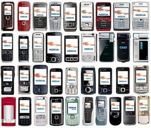 Những Dòng Điện Thoại Nokia Cổ Cũ Từ xưa đến nay