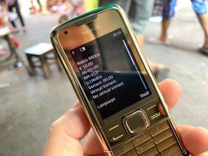 Nhận Chạy Phần Mềm Nạp Tiếng Việt Nokia 8800A Và 8800E Tại HCM